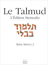 Le Talmud. Volume 12, Baba Metzia 2