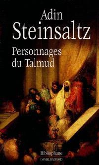 Personnages de Talmud