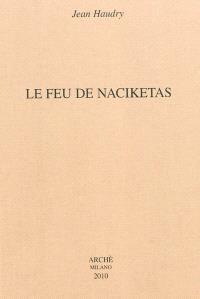 Le feu de Naciketas