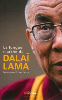 La longue marche du dalaï-lama : rencontres avec Philippe Flandrin