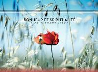 Bonheur et spiritualité : l'agenda-calendrier 2017
