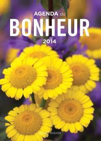 Agenda du bonheur 2014