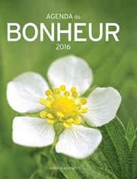 Agenda du bonheur 2016