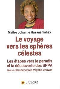 Le voyage vers les sphères célestes : les étapes vers le paradis et la découverte des SPPA (sous-personnalités psycho-actives)