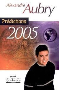 Prédictions 2005