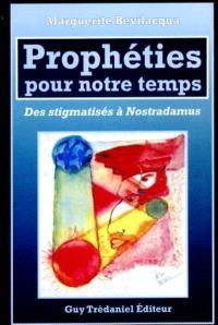 Prophéties pour notre temps : des stigmatisés à Nostradamus