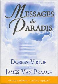 Messages du paradis : cartes médium