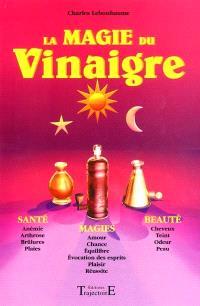 La magie du vinaigre