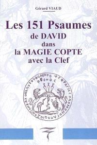 Les 151 psaumes de David dans la magie copte avec la clef