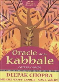 Oracle de la kabbale : cartes oracle