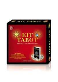 Kit tarot : initiez-vous à l'art de tirer les cartes