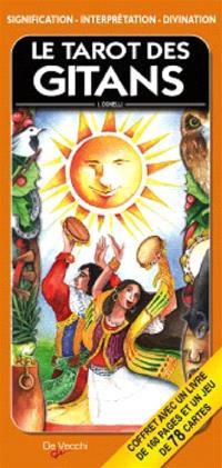 Le tarot des Gitans : signification, interprétation, divination