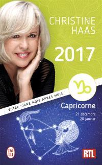 Capricorne 2017 : du 21 décembre au 20 janvier : votre signe mois après mois