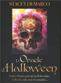 L'oracle d'Halloween : cartes oracles pour qu'au fil des nuits, se lève le voile entre les mondes...