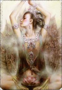 Oracle de Kuan Yin : bénédictions, conseils, et révélations du féminin divin