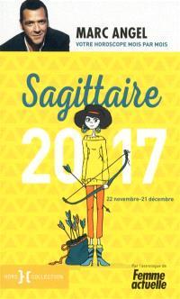 Sagittaire 2017 : 22 novembre-21 décembre : votre horoscope mois par mois
