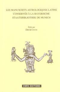Catalogus codicum astrologorum latinorum. Volume 1, Les manuscrits astrologiques latins conservés à la Bayerische Staatsbibliothek de Munich