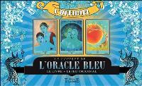 Le coffret de l'oracle bleu : le livre + le jeu original : l'officiel