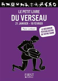 Le petit livre du Verseau : 21 janvier-19 février