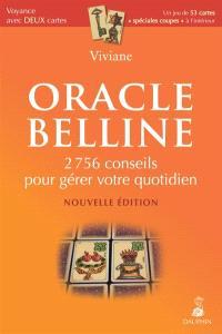 Oracle Belline, 2.756 conseils pour gérer votre quotidien ou 2.756 associations de deux cartes (les coupes)