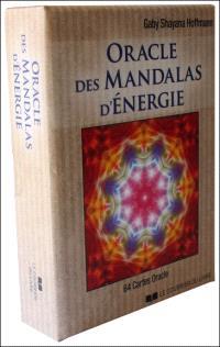 Oracle des mandalas d'énergie : 64 cartes oracle