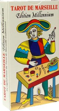 Tarot de Marseille : édition millenium