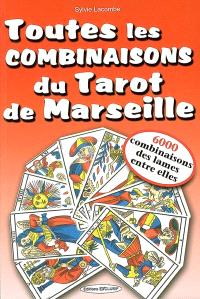 Toutes les combinaisons du tarot de Marseille