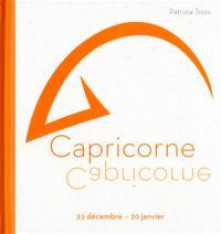 Capricorne : 22 décembre-20 janvier