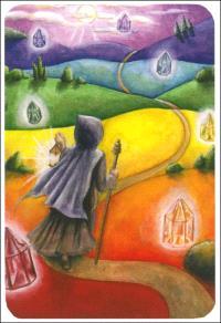 Chakras : cartes oracle de sagesse : un guide spirituel de transformation intérieure