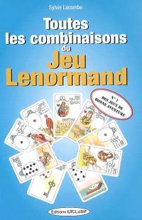 Interprétation des cartes du jeu Lenormand
