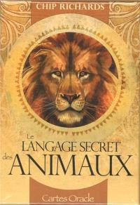 Le langage secret des animaux : cartes oracle