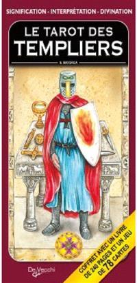 Le tarot des Templiers : signification, interprétation, divination