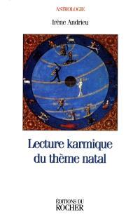 Lecture karmique du thème astral