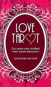 Love tarot : les cartes vous révèlent votre avenir amoureux !