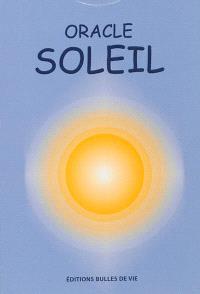 Oracle soleil : jeu divinatoire