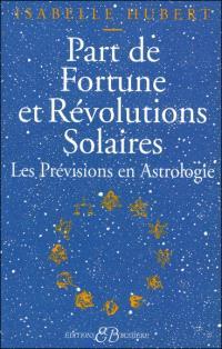 Part de fortune et révolutions solaires : les prévisions en astrologie
