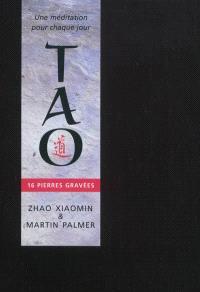 Tao : une méditation pour chaque jour : 16 pierres gravées