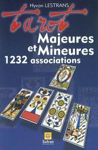 Tarot : majeures et mineures, 1.232 associations