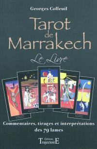 Tarot de Marrakech : le livre