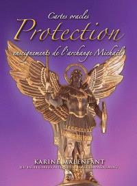 Protection  : enseignements de l'archange Michaël : cartes oracles