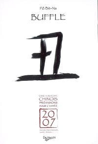 Buffle : votre horoscope chinois, prévisions pour l'année 2007