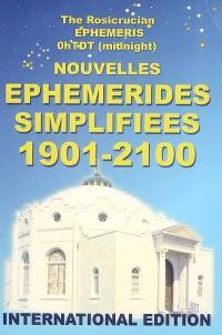 Ephemerides 1901-2100