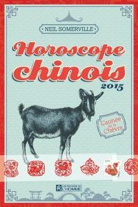 Horoscope chinois 2015  : l' année de la chèvre