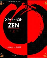 Sagesse zen : coffret divinatoire