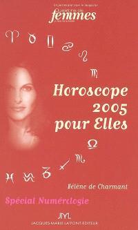 2005 pour elles : horoscope : spécial numérologie