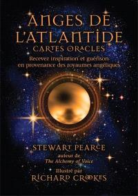 Anges de l'Atlantide  : cartes oracles