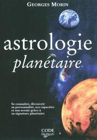 Astrologie planétaire : code