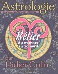 Bélier, du 21 mars au 20 avril