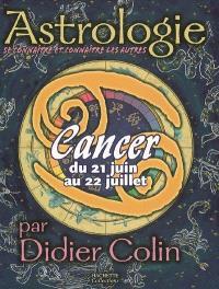 Cancer, du 21 juin au 22 juillet