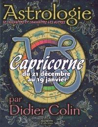 Capricorne, du 21 décembre au 19 janvier
